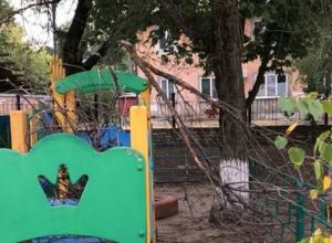 Страшная угроза нависла над малышами в новочеркасском детском саду
