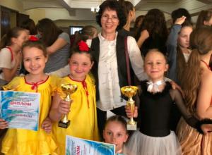 Школа-студия эстрадного танца «Саманта» из Новочеркасска покорила «Звездную фиесту»