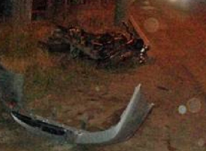 Мотоциклист пострадал при столкновении на высокой скорости в Новочеркасске