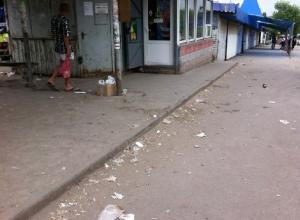76 предпринимателей получили указание покинуть торговые павильоны в Новочеркасске