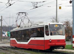 Устаревшие трамваи закупят власти Новочеркасска для жителей города