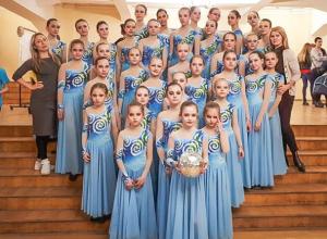 Множество наград получили танцевальные коллективы из Новочеркасска «В гостях у Терпсихоры»