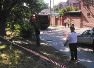 В Новочеркасске женщина погибла под колесами мусоровоза