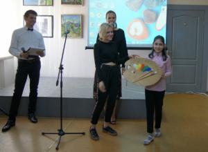 В новочеркасской детской художественной школе имени Дубовского прошло посвящение в художники