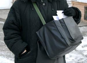 Двести тысяч рублей пенсии украли у почтальона под Новочеркасском