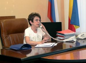 В администрации Новочеркасска первый день отработала «прямая телефонная линия»