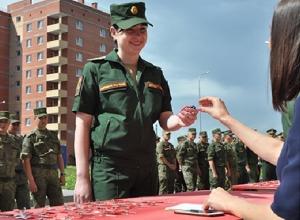 Военнослужащие 150-й дивизии получили квартиры в микрорайоне Восточный в Новочеркасске