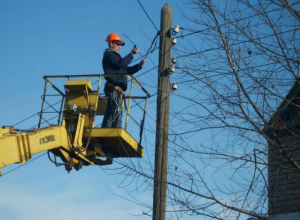 В Новочеркасске из-за ремонта линий электропередач 20 улиц останутся без света