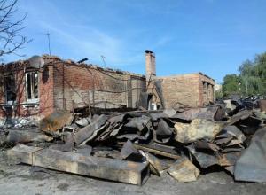 Две новочеркасских семьи и женщина-инвалид попросили о помощи после пожара