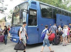 90 ребят из Новочеркасска отправились к морю