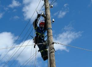 В Новочеркасске продолжится ремонт линий электропередач