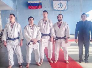 Спортсмены из Новочеркасска завоевали две медали на всероссийских соревнованиях по дзюдо