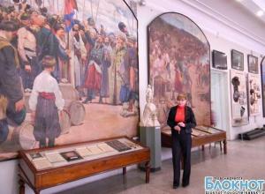 Экспонаты новочеркасского музея поедут за полярный круг