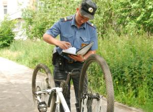 40-летнего мужчину схватили в Новочеркасске после кражи дорогостоящего велосипеда