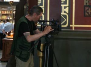 Японские журналисты сняли фильм о новочеркасском Вознесенском соборе