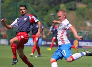 Футболист из Новочеркасска Ходжумян отличился в сумасшедшем поединке Кубка регионов