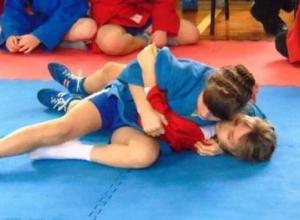 13 медалей Олимпиады Дона завоевали самбисты из Новочеркасска