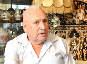 Ветеран из Новочеркасска Николай Сергеевич Коротков отметил 90-летний юбилей