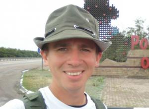 Благомарафонец из Питера прибежал в Новочеркасск