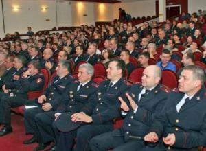 Полицейских Новочеркасска признали лучшими в Ростовской области