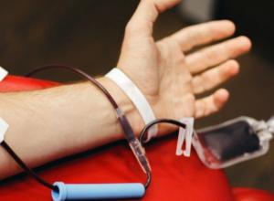 Жителям Новочеркасска предлагают поделиться кровью в автотрейлере