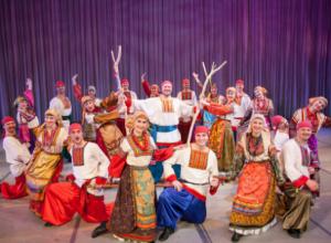 В новочеркасском театре пройдет концерт кубанского ансамбля «Криница»
