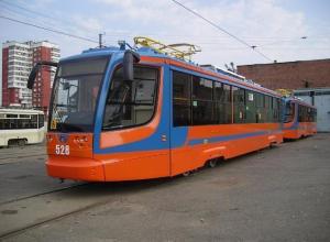 Новочеркасск не получил новые трамваи в указанные в контракте сроки