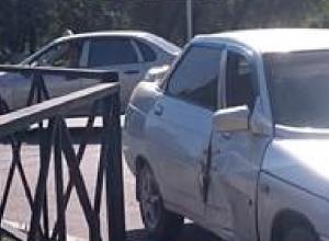 Мотоциклист без документов пострадал в ДТП на «коварном» новочеркасском перекрестке
