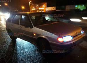 Пьяную жительницу Новочеркасска сбил не успевший затормозить водитель