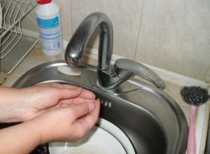 Половина Новочеркасска останется без холодной воды более чем на сутки