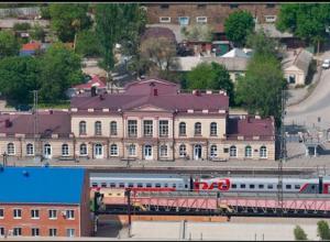 320 кг лома похитили из товарника в Новочеркасске