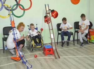 Турнир по паралимпийскому виду спорта бочча решили провести в Новочеркасске