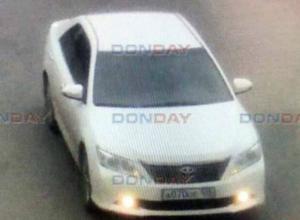 В Новочеркасске среди ночи угнали автомобиль