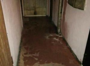 Обрушившийся на Новочеркасск ливень затопил девятиэтажку