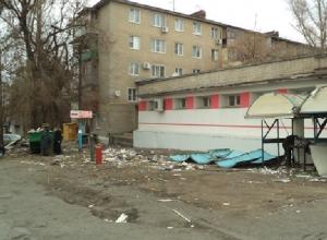 Прокуратура Новочеркасска подтвердила законность возведения скандального цветочного павильона на Баклановском