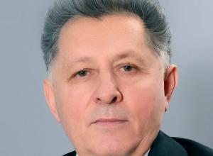 Новочеркасскому ученому присвоили звание «Заслуженный деятель науки Российской Федерации»