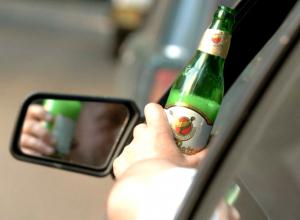 Пьяного мужчину на Hyundai Solaris задержали в центре Новочеркасска