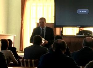Сити-менеджер Новочеркасска Игорь Зюзин строит далеко идущие планы