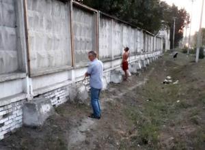 Благоустройство без нагрузки на бюджет проводят в Новочеркасске