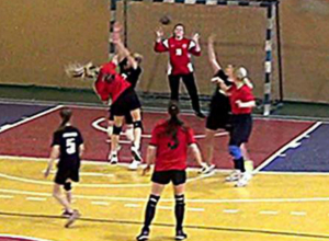 Новочеркасские гандболистки победили в третьем туре первой лиги чемпионата России