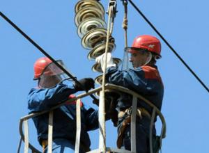 Новочеркасск ждут отключения электричества