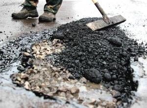 Власти Новочеркасска отправили 25 миллионов рублей на латочный ремонт городских улиц