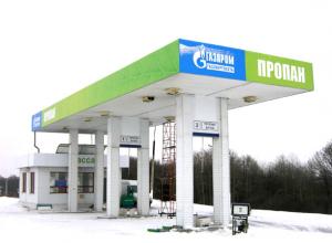 Штраф за незаконную реконструкцию автозаправки в Новочеркасске получила дочка «Газпрома»