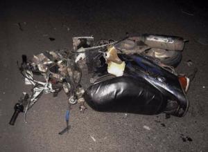 14-летний подросток на скутере разбился насмерть в Новочеркасске