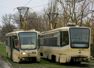 Задолженность перед энергетиками оставила Новочеркасск без трамвая