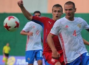 Новочеркасский футболист дебютировал в финальной стадии европейского любительского турнира