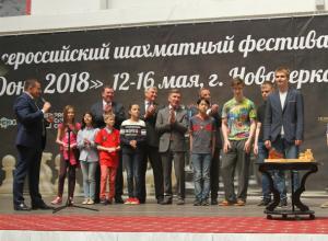 Игорь Зюзин хочет сделать Новочеркасск «шахматной столицей»