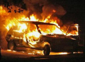 58-летний мужчина погиб в сгоревшей дотла машине в Новочеркасске