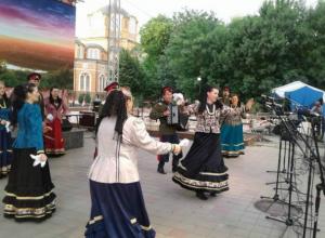 Творческие коллективы Новочеркасска продолжают радовать болельщиков ЧМ-2018