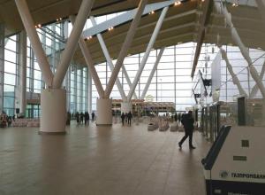 30 минут на парковке аэропорта «Платов» под Новочеркасском будут стоить 100 рублей